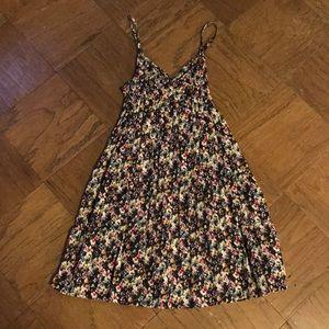 H&M Printed Floral Sundress